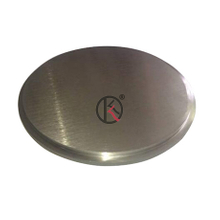 High quality Tungsten alloy target custom tungsten sputtering target