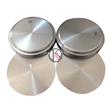 Supply Ti Si titanium silicon alloy target with high quality