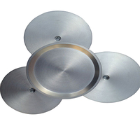 Titanium Aluminum alloy target with low price and high purity