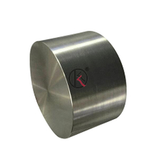 99.999% titanium target Ti sputtering target for PVD coating machine