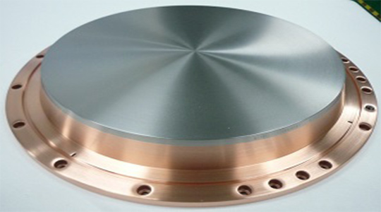 What is titanium sputtering target?