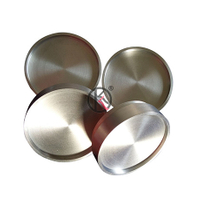 3N5 Cr Sputtering Target Pure Chrome for Vacuum Coating