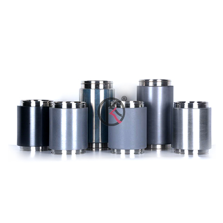 Pure Zr Zirconium tube sputtering target from China factory